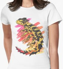 Smaug giganteus- red N yellow T-Shirt