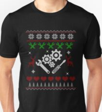 Christmas Mechanic T-Shirt
