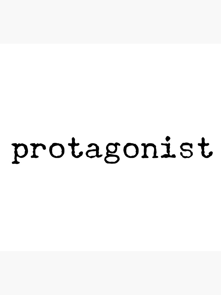 Protagonist by Katesortino