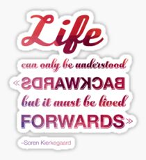 Live Forwards Sticker