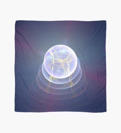 Planet Light #Fractal Art Scarf