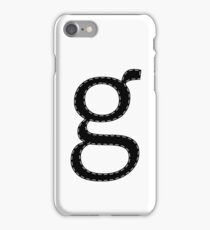 Letter G iPhone Case/Skin