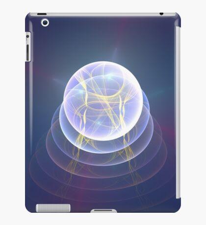 Planet Light #Fractal Art iPad Case/Skin