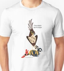 Changeable Hawk Eagle caricature Unisex T-Shirt