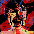 Shower scene from Psycho by brett66