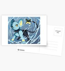 Pokemon Postcards
