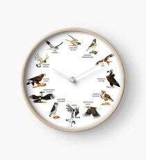 The Raptor Clock Clock
