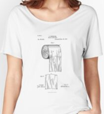 Patent - Toilet Paper Women's Relaxed Fit T-Shirt