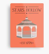 Gilmore Girls - Stars Hollow! Metal Print