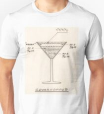 Cocktail Construction - Grasshopper T-Shirt