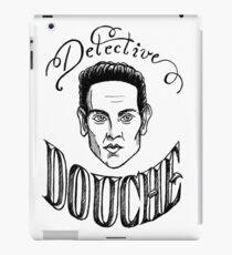 Detective Douche iPad Case/Skin