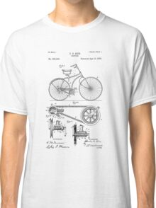 Patent - Bicycle Classic T-Shirt