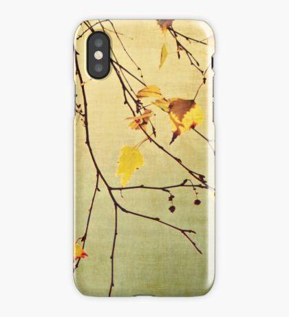 L'oiseau iPhone Case/Skin