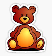 Cuddly Teddy Bear Sticker