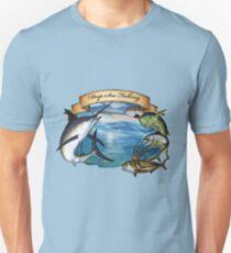 Deep Sea Fishing Unisex T-Shirt