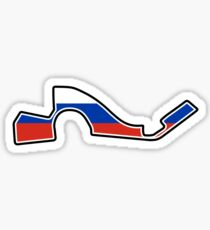 Sochi Autodrom Sticker