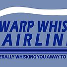Warp Whistle Airlines by Macaluso