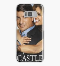 Castle and Beckett Samsung Galaxy Case/Skin