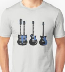 Jimmy Page Guitars!  Unisex T-Shirt