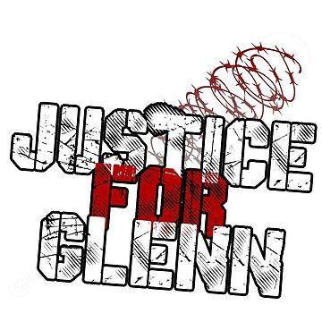 Justice for Glenn by Glitchedmotion