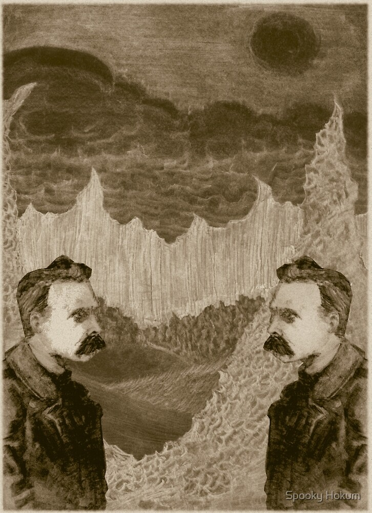 Nietzsche, Meet Nietzsche (In the Black Forest) by Spooky Hokum
