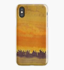 Dune Forest original painting iPhone Case/Skin