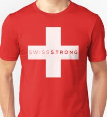 SWISS STRONG T-Shirt