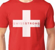 SWISS STRONG Unisex T-Shirt