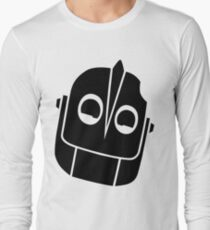 Smiling Iron Giant Vector T-Shirt