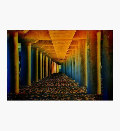 Beach Kaleidiscope Photographic Print
