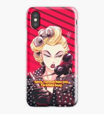 Lady Gaga Telephone iPhone Case