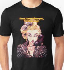Lady Gaga Telephone Unisex T-Shirt