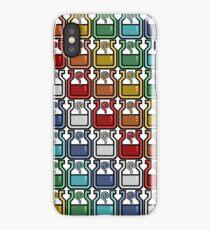 Monster Hunter Potion Rainbow iPhone Case
