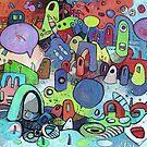 Speaking in Blue Tones by Jonathan Grauel