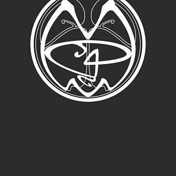 Mandus Logo (White) by ZerachielAmora