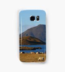 Lake Myvatn Iceland Samsung Galaxy Case/Skin