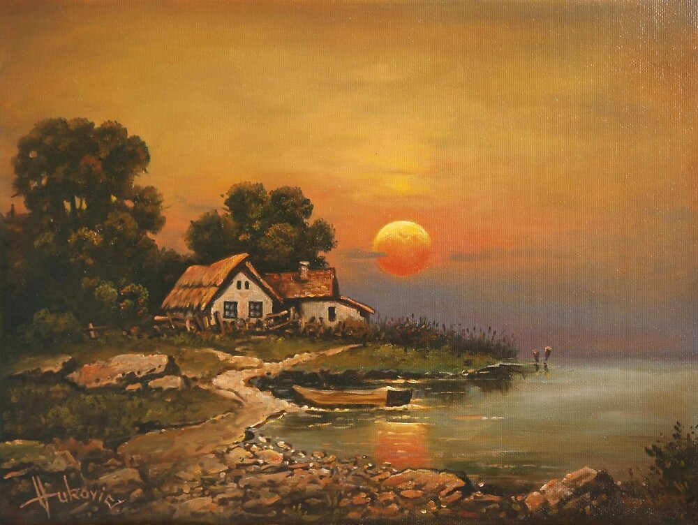 At twilight by dusanvukovic