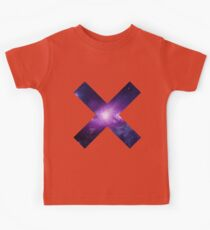 The XX Logo (Galaxy Print) Kids Tee