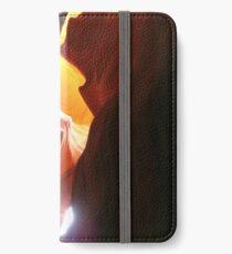 Desert Sand Design One iPhone Wallet/Case/Skin