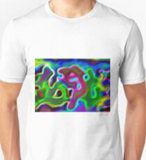 Psychedelic Oil T-Shirt