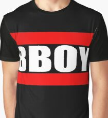BBOY Graphic T-Shirt