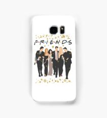 FRIENDS tv show cast  Samsung Galaxy Case/Skin
