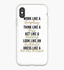 Live Like Gossip Girl 2 iPhone Case