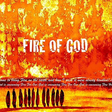 Fire of God by Wonju