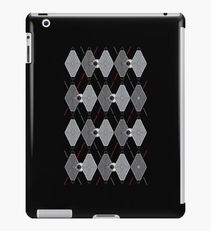 Argyle Fighters iPad Case/Skin