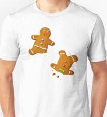 Gingerbread Men Unisex T-Shirt