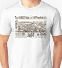 Placerville - California - United States - 1888 Unisex T-Shirt