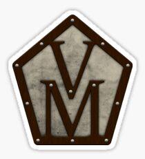 Vox Machina Crest (Critical Role Fan Design) Sticker