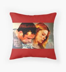 Shay & Severide Throw Pillow