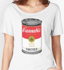 Campbell's Soup (Cannabis Sativa) - That 70's Show Women's Relaxed Fit T-Shirt